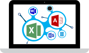 Microsoft Office, Excel, Access, Word, Outlook, Montréal, Laval, fonctions avancées, programmation, développement de logiciel, automatisation, un clic, Microsoft Office, Excel, Access, Word, Outlook